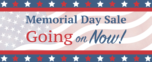 Memorial Day Open House Sales Event