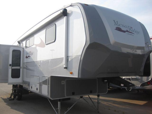 2012 OPEN RANGE MESA RIDGE 316RLS USED FIFTH WHEEL REAR LIVING IN OKLAHOMA CITY