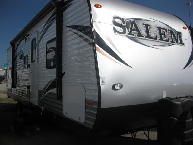 2014 FOREST RIVER SALEM 27DBUD