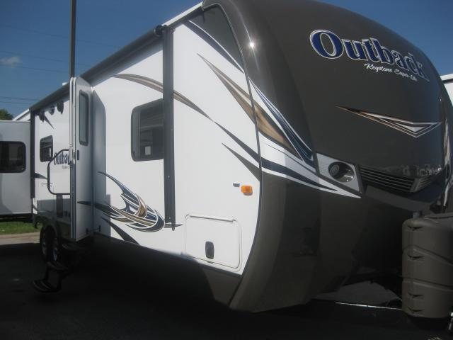 2014 KEYSTONE OUTBACK 298RE