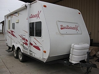 2008 CRUISER RV FUNFINDER 189FBS
