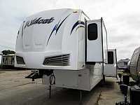 2010 FOREST RIVER WILDCAT 31TS