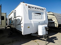 2011 FOREST RIVER ROCKWOOD 8314BSS