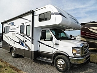 2018 FOREST RIVER FORESTER 2291SF
