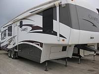 2008 CARRIAGE CAMEO 355SB3