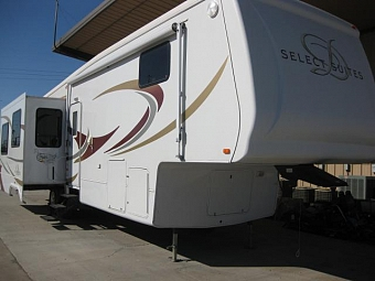 2007 DOUBLETREE SELECT SUITE 36TKS