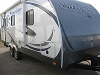 2014 CRUISER SHADOW CRUISER 225RBS