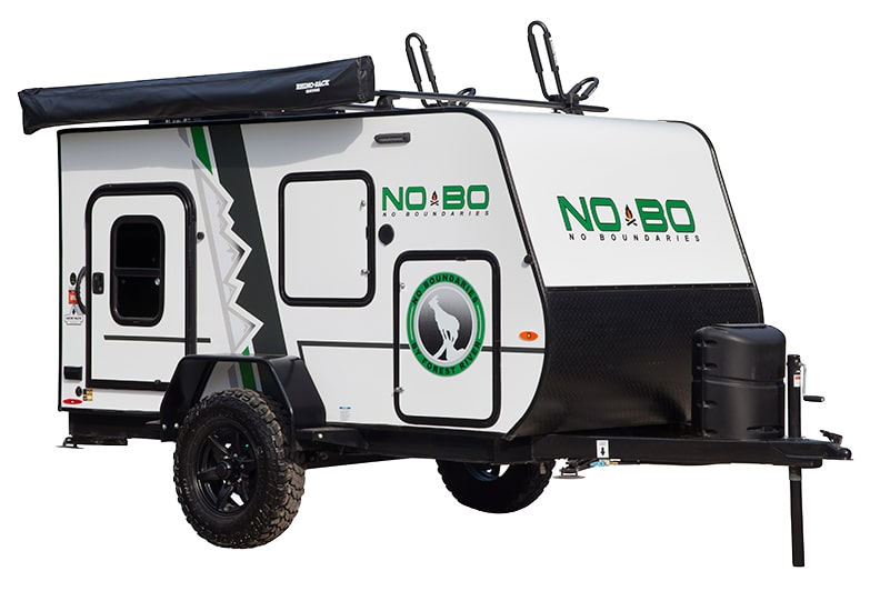 NOBO Travel Trailer Oklahoma City