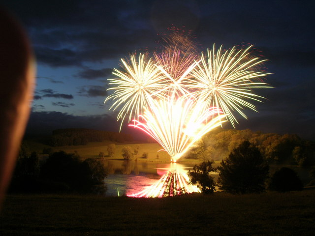 Fourth of July at Wewoka Lake
