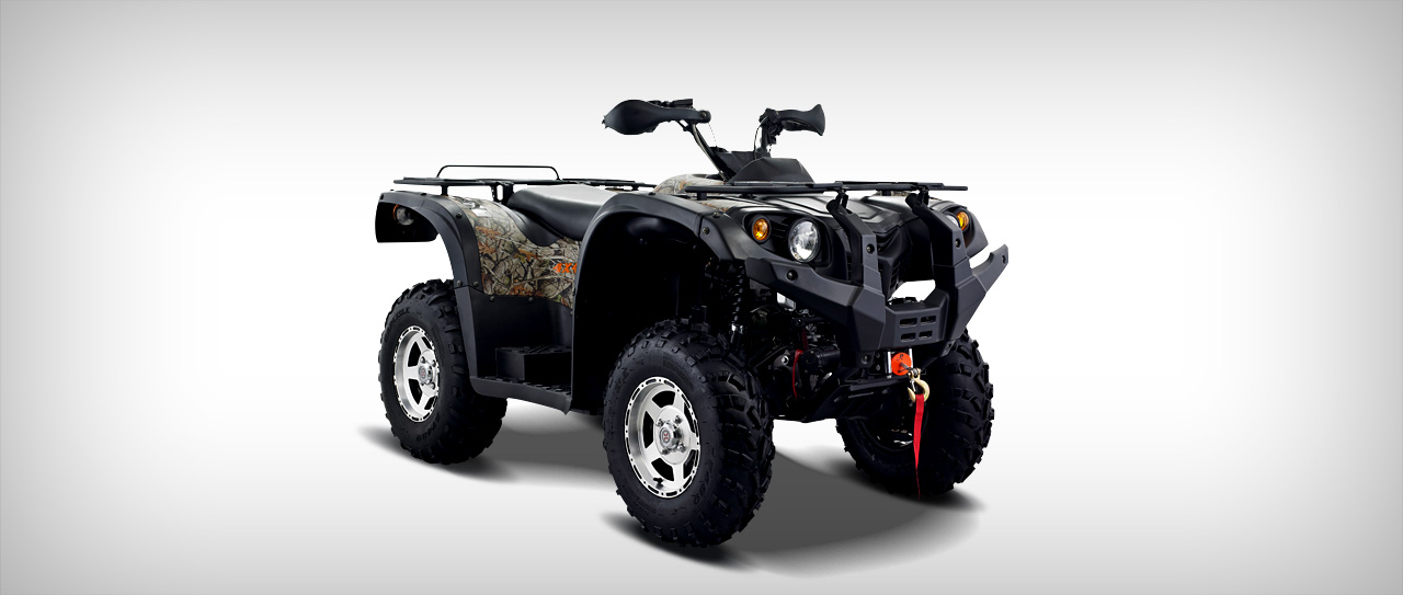 Why We Love ATVS & UTVS