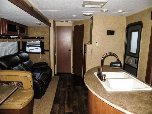 2013 DUTCHMAN ASPEN TRAIL 3100BHS