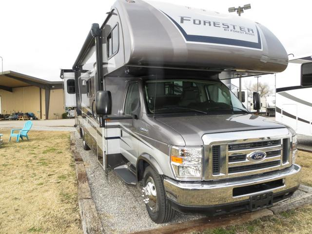 2019 FOREST RIVER FORESTER 3010DS