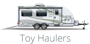 Toy Hauler Inventory